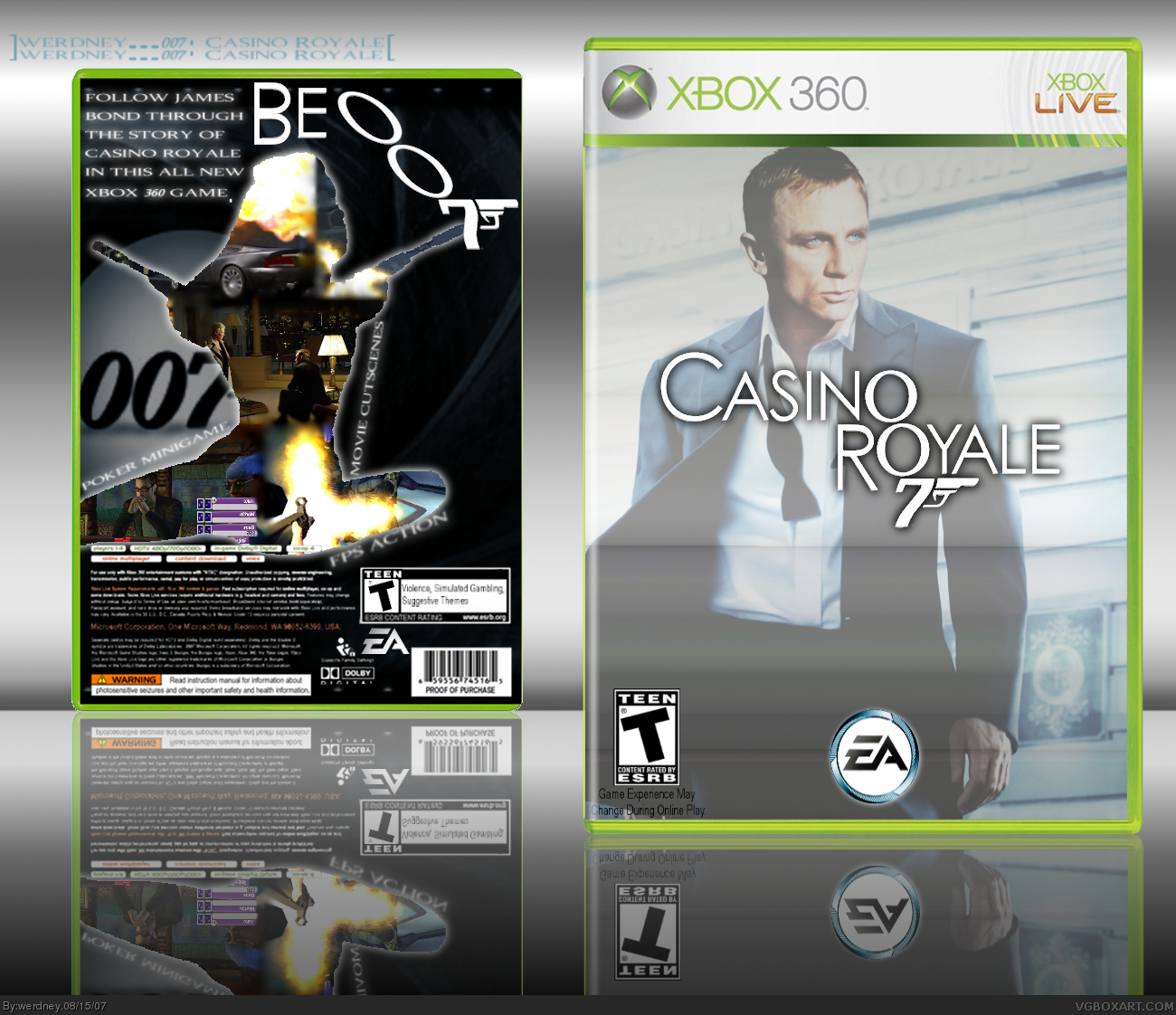 Casino royale xbox 360 game mout airy casino