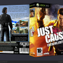 Just Cause: Extreme Edition Box Art Cover