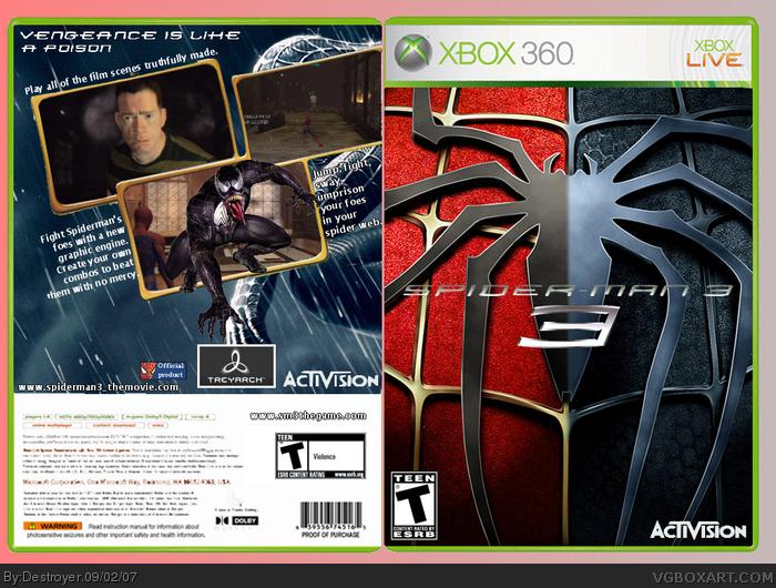 Spiderman 3 Game Xbox 360 | www.pixshark.com - Images ...