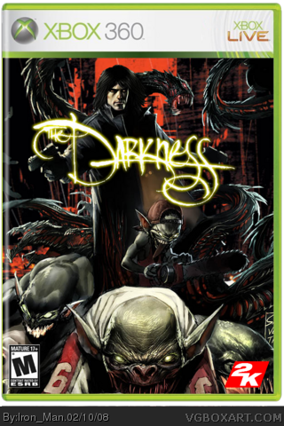 The Darkness box cover