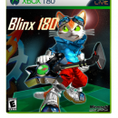 Blinx 180  (180) Box Art Cover
