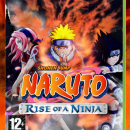 Naruto Rise of a Ninja Box Art Cover