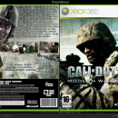 Call of Duty 4: Modern Warfare Box Art Cover