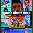 Grand Theft Auto Vice City Box Art Cover