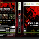 Gears of War 2 Box Art Cover