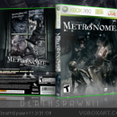 The City Of Metronome Box Art Cover