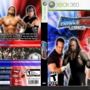 WWE Smackdown vs Raw 2009 Box Art Cover