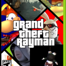 Grand Theft Rayman Box Art Cover