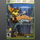 Ratchet and Clank: Dimension Destruction Box Art Cover
