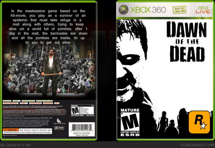 The Dawn of the Dead video games - yiv.Com - Free Mobile ...