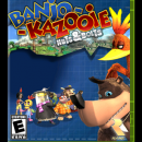 Banjo-Kazooie: Nuts & Bolts Box Art Cover