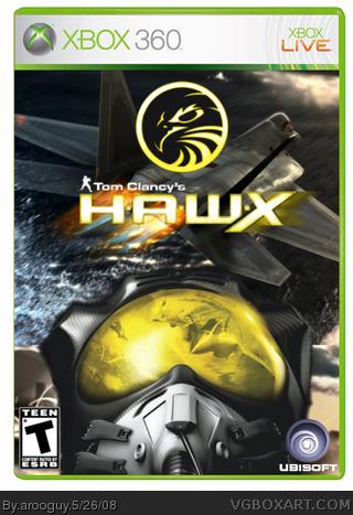 Hawx 2 cd