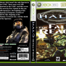 Halo: The Fall of Reach Box Art Cover
