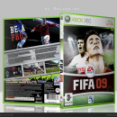 FIFA 09 Box Art Cover
