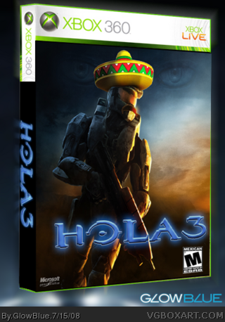 Hola 3 box cover