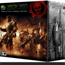 Gears of War 2 Special Edition XBOX 360 Box Art Cover