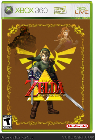 is there a zelda game for xbox 360? | Yahoo Answers