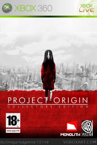 Project Origin: Collector's Edition box cover