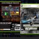 Mortal Kombat vs. DC Universe Box Art Cover