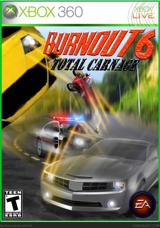 Saturn Car Logo Burnout 6 Xbox 3...