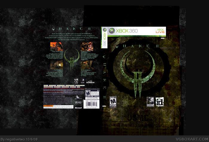 Quake 4 cd-