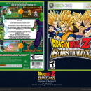 Dragonball Z: Burst Limit Box Art Cover