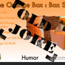 The Orange Box : Box Set Box Art Cover