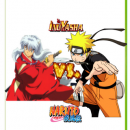 InuYasha vs. Naruto Shippuuden Box Art Cover