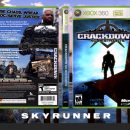 Crackdown: No Restraints Box Art Cover