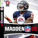 Madden 2009 Box Art Cover