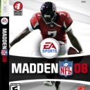 Madden 2008 Box Art Cover