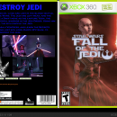 Star Wars: Fall of the Jedi Box Art Cover