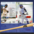MLB 2K9 Box Art Cover