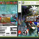 Sonic Rivals 3: Paradise Panic! Box Art Cover