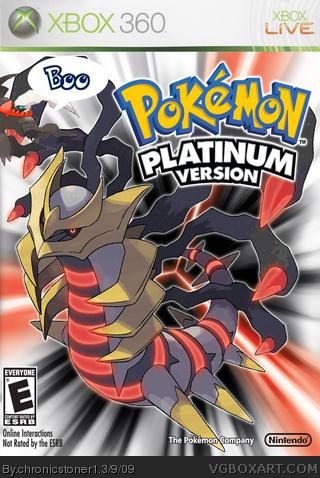 pokemon xbox 360