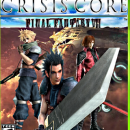Final Fantasy 7 Crisis Core Box Art Cover