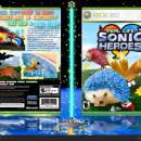 Real Life Sonic Heroes Box Art Cover
