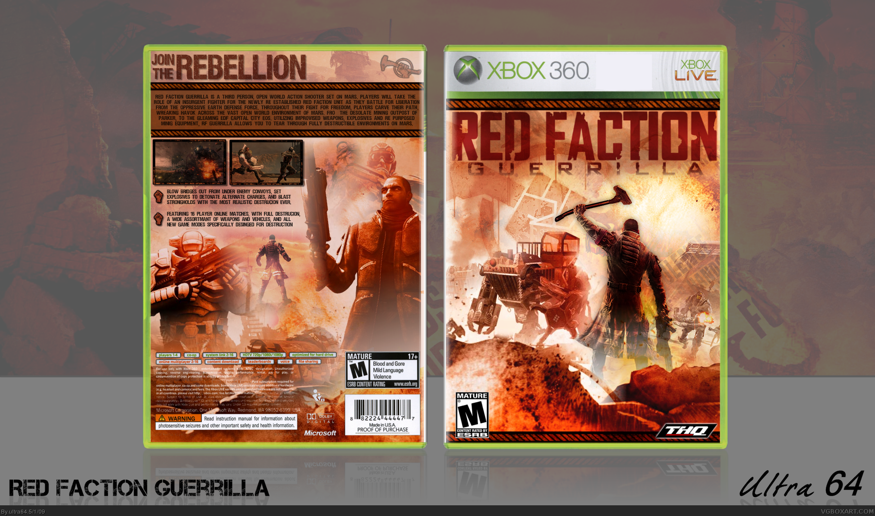 Red faction guerrilla porn xxx naked scenes