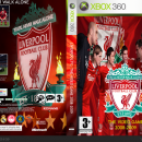 Liverpool FC The Video Game 2008-2009 Box Art Cover