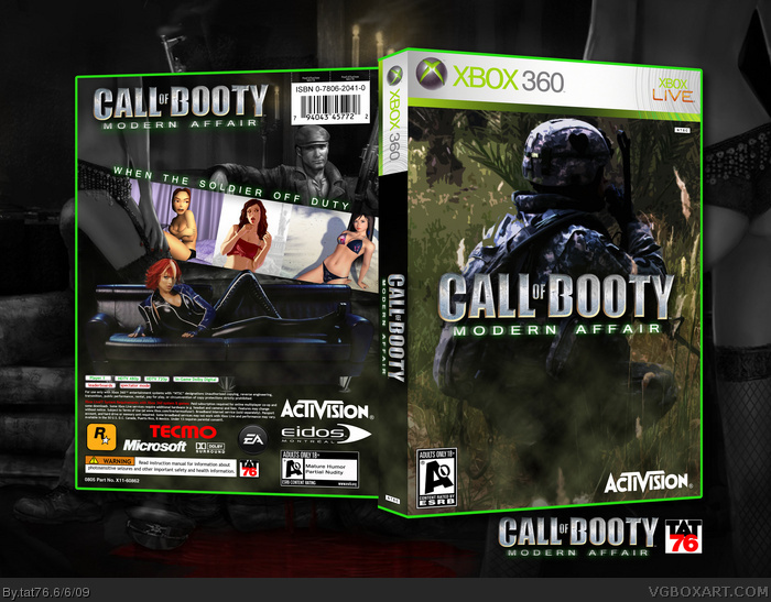 Pics For > Call Of Booty