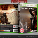 Prototype Box Art Cover