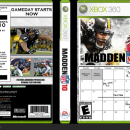 Madden NFL 10 Box Art Cover