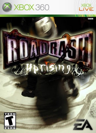Road Rash box cover