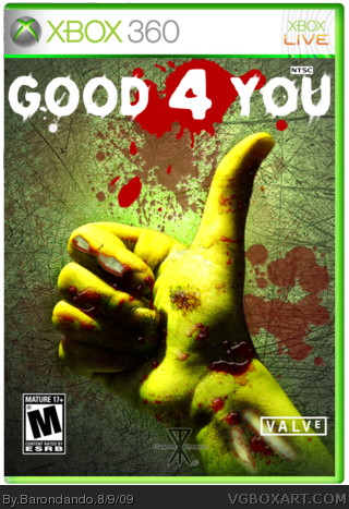 Good 4 You box cover