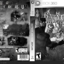 Batman: Arkham Asylum Box Art Cover