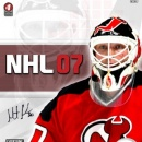NHL 07 Box Art Cover