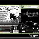 Lost Planet 2 Box Art Cover