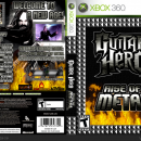Guitar Hero: Rise of Metal Box Art Cover