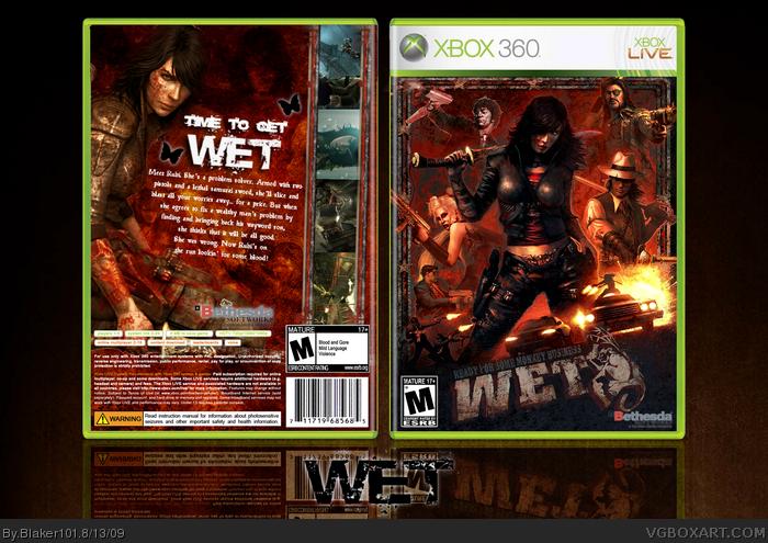 Wet xbox 360 nude