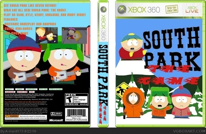 south park games free